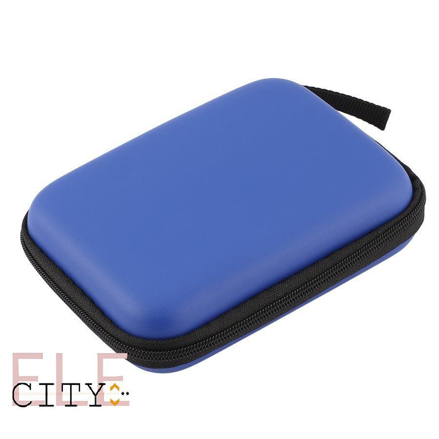 Túi Đựng Ổ Cứng Hdd 2.5 '' Chất Liệu Nylon Ốp