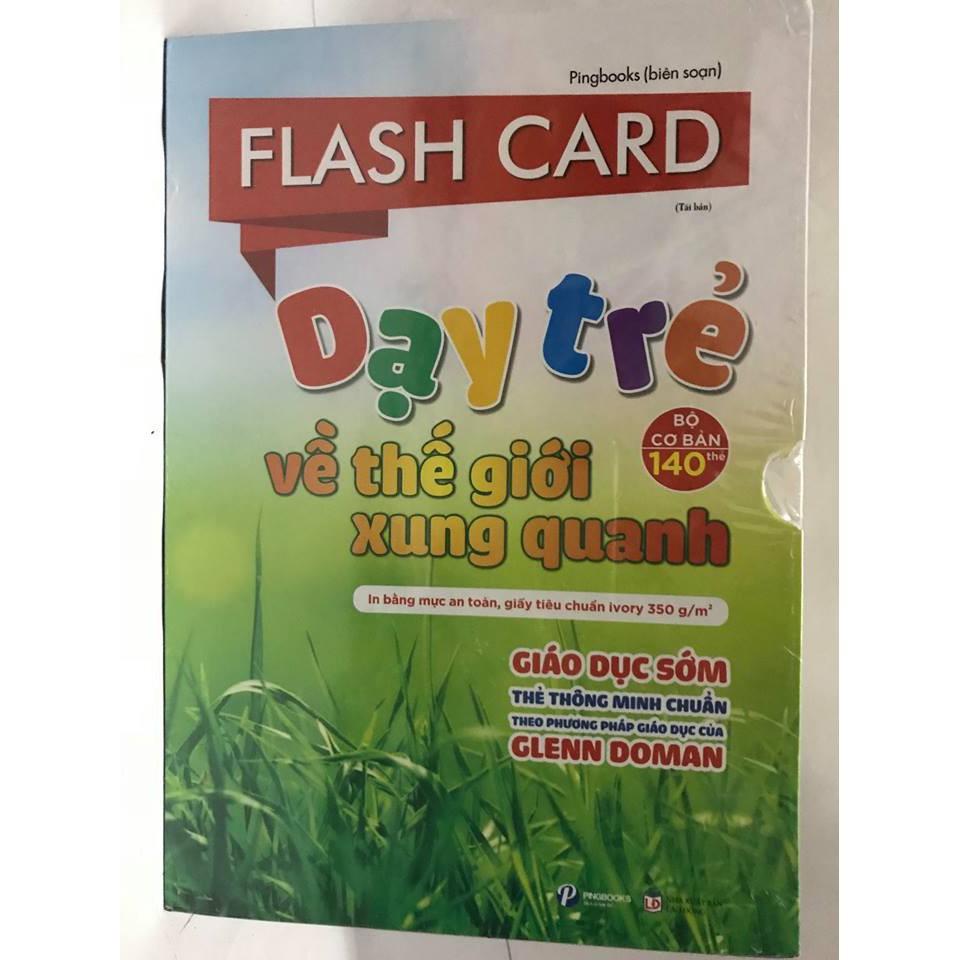 Flash Card - Dạy Trẻ Về Thế Giới Xung Quanh (Đạt tiêu chuẩn ivory 350g/m2 của Quốc Tế cho các bé) - 3557964 , 1349233057 , 322_1349233057 , 299000 , Flash-Card-Day-Tre-Ve-The-Gioi-Xung-Quanh-Dat-tieu-chuan-ivory-350g-m2-cua-Quoc-Te-cho-cac-be-322_1349233057 , shopee.vn , Flash Card - Dạy Trẻ Về Thế Giới Xung Quanh (Đạt tiêu chuẩn ivory 350g/m2 của