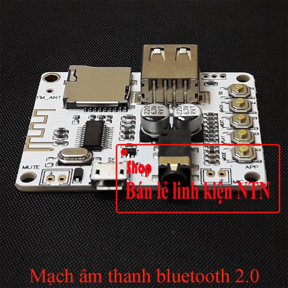 Mạch âm thanh Bluetooth 2.0