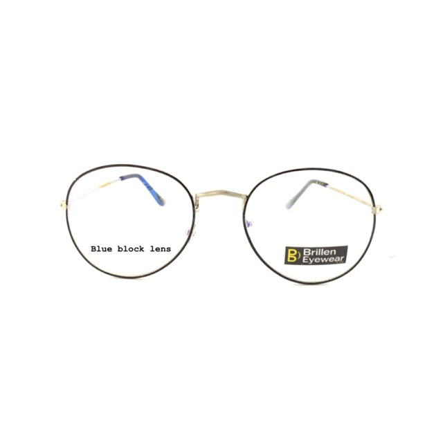 แว่นตากรองแสง สีฟ้า (blue blocking lens) ส่งฟรี