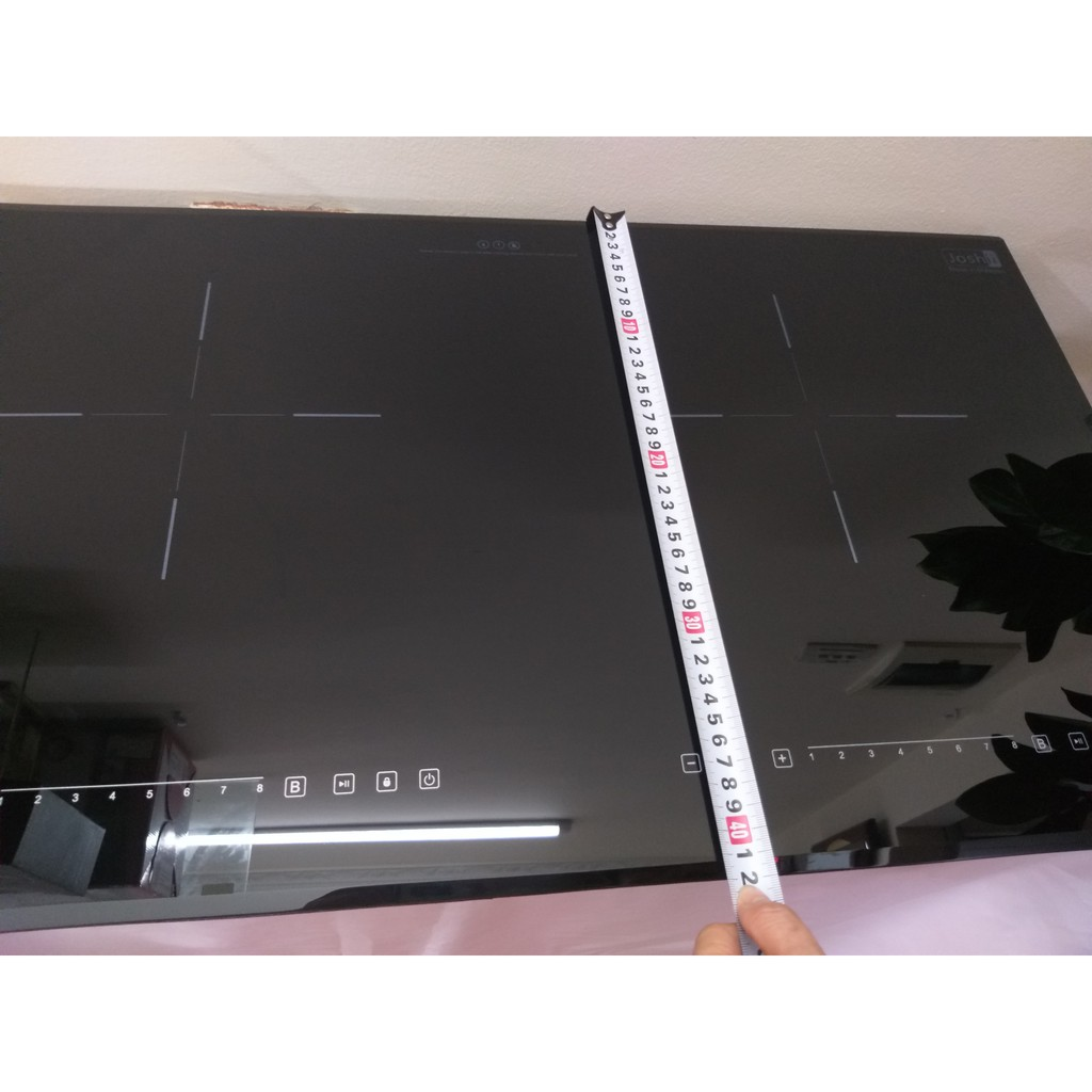 (Tặng bộ nồi Fivestar 1.200.000 đồng) Bếp từ đôi cao cấp JOSHII JVCML2400N - 4800W