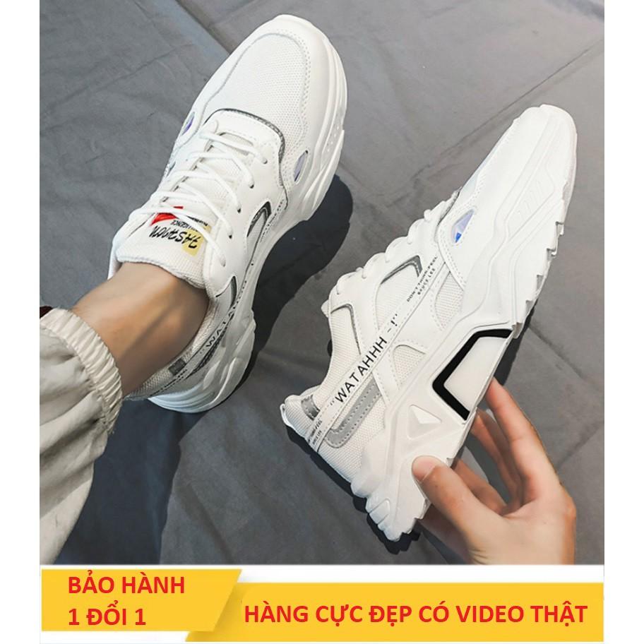 Giày Sneakers Nam - Giày Thể Thao Nam Phong Cách Cực Ngầu HOT- GN90