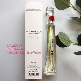 [Tester] Nước hoa Nữ Kenzo Flower By Kenzo EDP 50ml thumbnail
