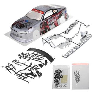 DK* 1/10 RC Car Body Shell Modification 190mm On Road Drift for Nissan S15