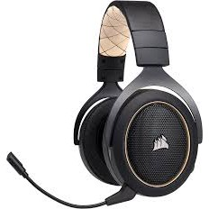 Tai nghe Gaming Corsair HS70 Wireless Gold