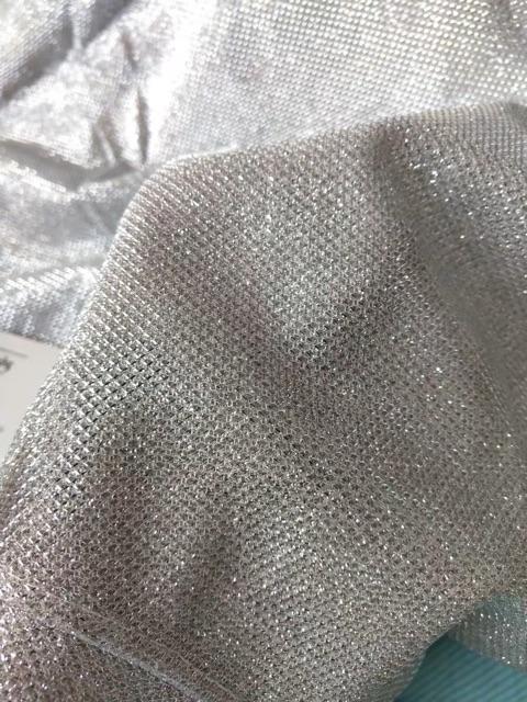 [Có sẵn] Áo nhũ kim tuyến ulzzang [ Clip thật tự quay ]