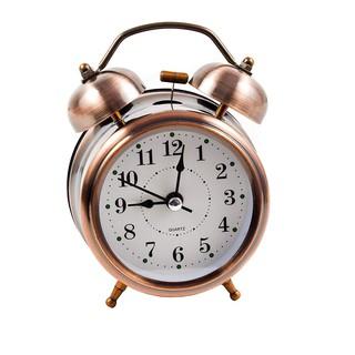 Đồng hồ báo thức FREESHIP Đồng hồ báo thức chuông reo, nhỏ gọn, xinh xắn, có thể trang trí căn phòng của bạn 5534