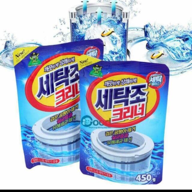 Combo 5 tẩy lồng máy giặt
