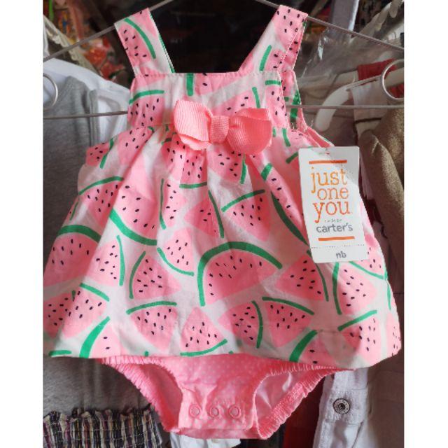 Body váy hàng xuất chuẩn Cambodia cực xinh cho bé gái - size NB cho bé sơ sinh đế