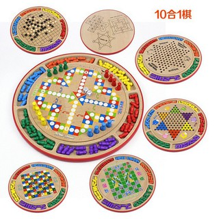 Early education educational toys game intelligence children multi-function 10 in
