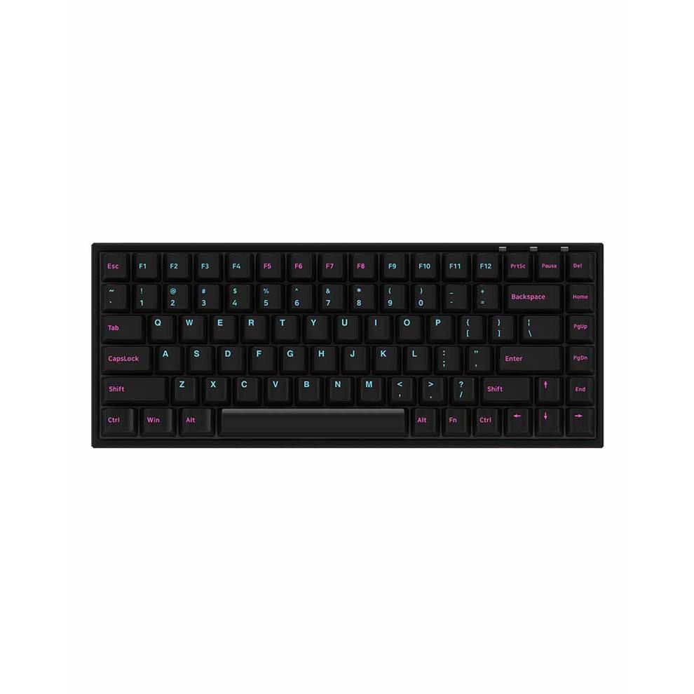 [Mã ELTECHZONE giảm 5% đơn 500K] Bàn phím cơ gaming AKKO 3084 Midnight (Akko Switch) - Cổng USB