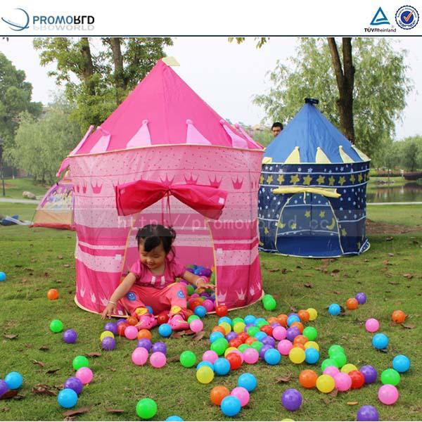[BIG SALE 2 NGÀY] [NHẬP TOYFS99K GIẢM 10%]Lều bóng hoàng tử công chúa có thể thu gọn hoặc 100 quả bóng