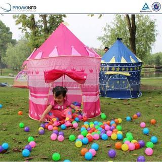 [BIG SALE 2 NGÀY] Lều bóng hoàng tử công chúa 100 quả bóng