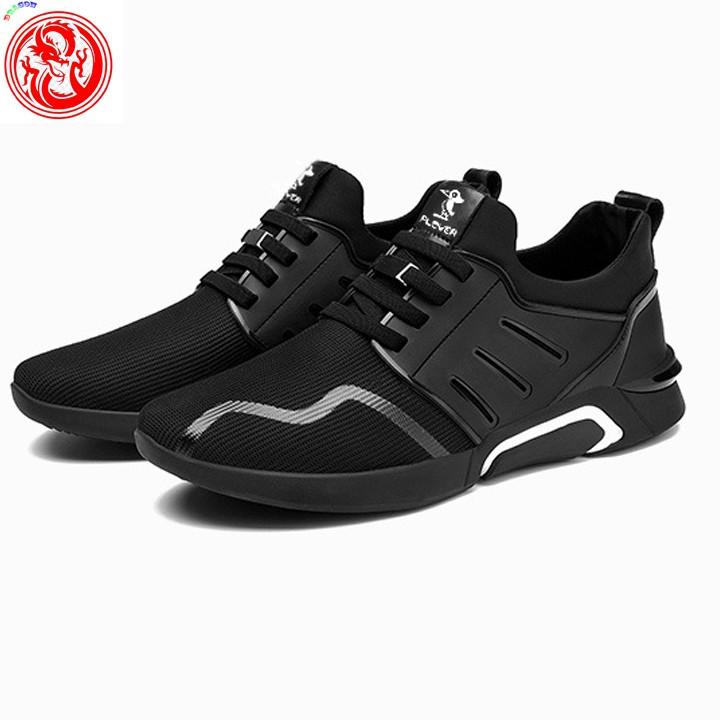 Giày nam [Free ship] Giày Sneakers nam thời trang thoáng mát -G205