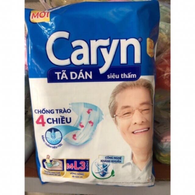 Caryn cho mẹ sau sinh