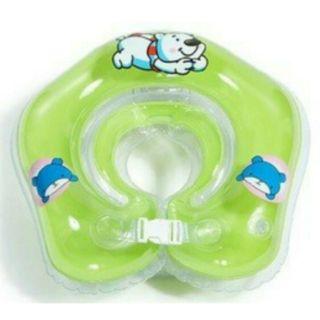 phao bơi cổ an toàn cho bé