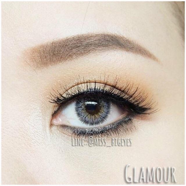 Kính giãn tròng Glamour Gray