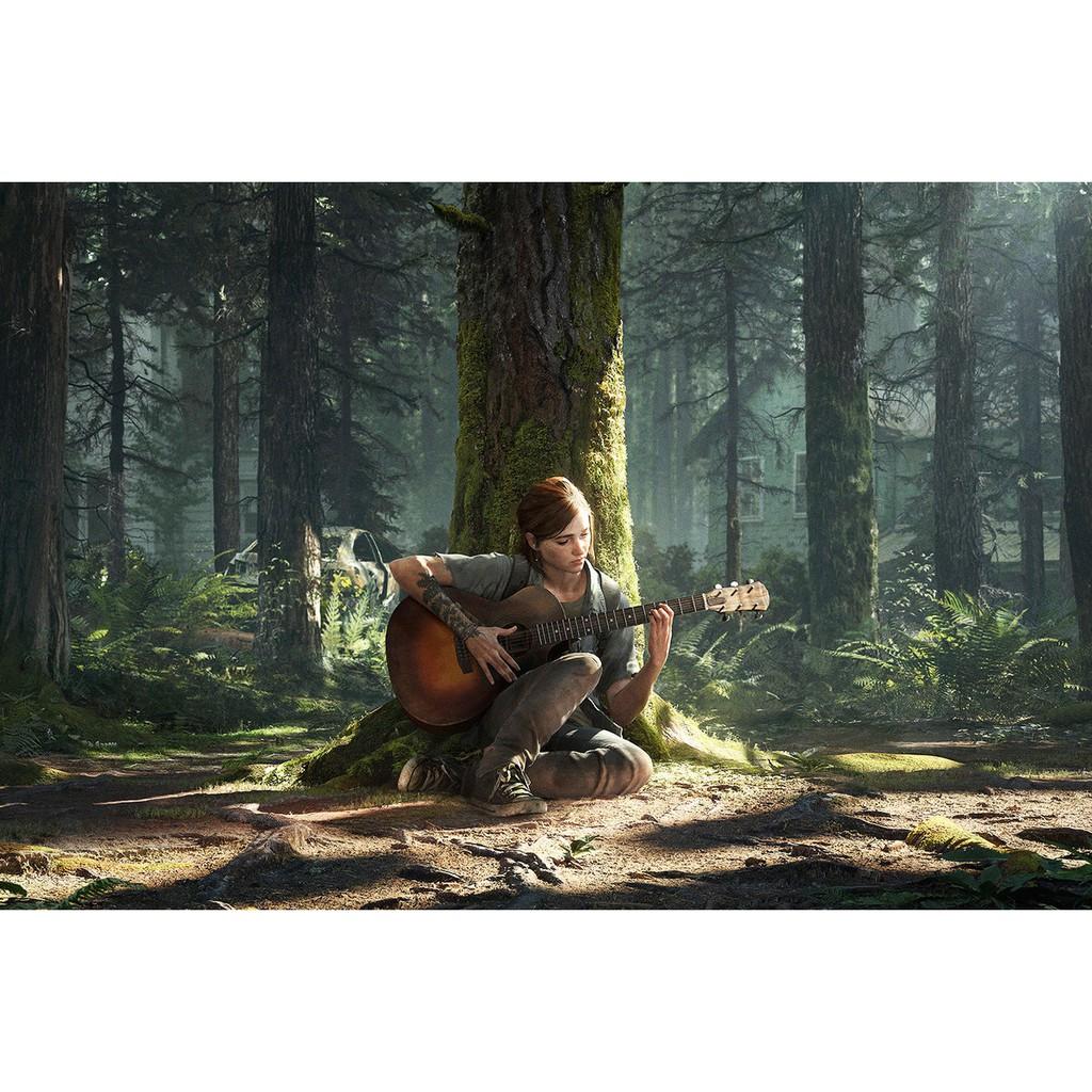 [Mã SKAMAP6 giảm 8% đơn 250k]Đĩa Game PS4: The Last of US Part 2 - hệ EU