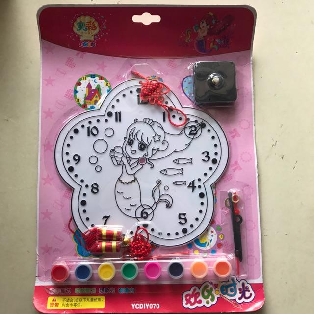Tô màu đồng hồ cho bé - 2803460 , 1028321238 , 322_1028321238 , 90000 , To-mau-dong-ho-cho-be-322_1028321238 , shopee.vn , Tô màu đồng hồ cho bé