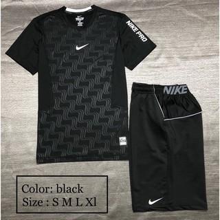 Bộ quần áo thể thao nam vải thun lạnh, bộ thể thao nam mùa hè cực đẹp, đồ bộ nam