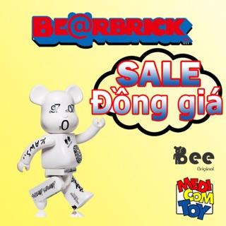 [SALE ĐỒNG GIÁ 99k] Bearbrick 100% – Hàng chính hãng Medicom Toy Nhật Bản