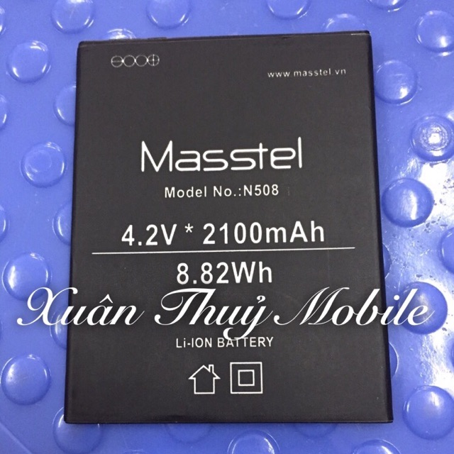 Pin điện thoại Masstel N508 - 3391635 , 553727071 , 322_553727071 , 85000 , Pin-dien-thoai-Masstel-N508-322_553727071 , shopee.vn , Pin điện thoại Masstel N508