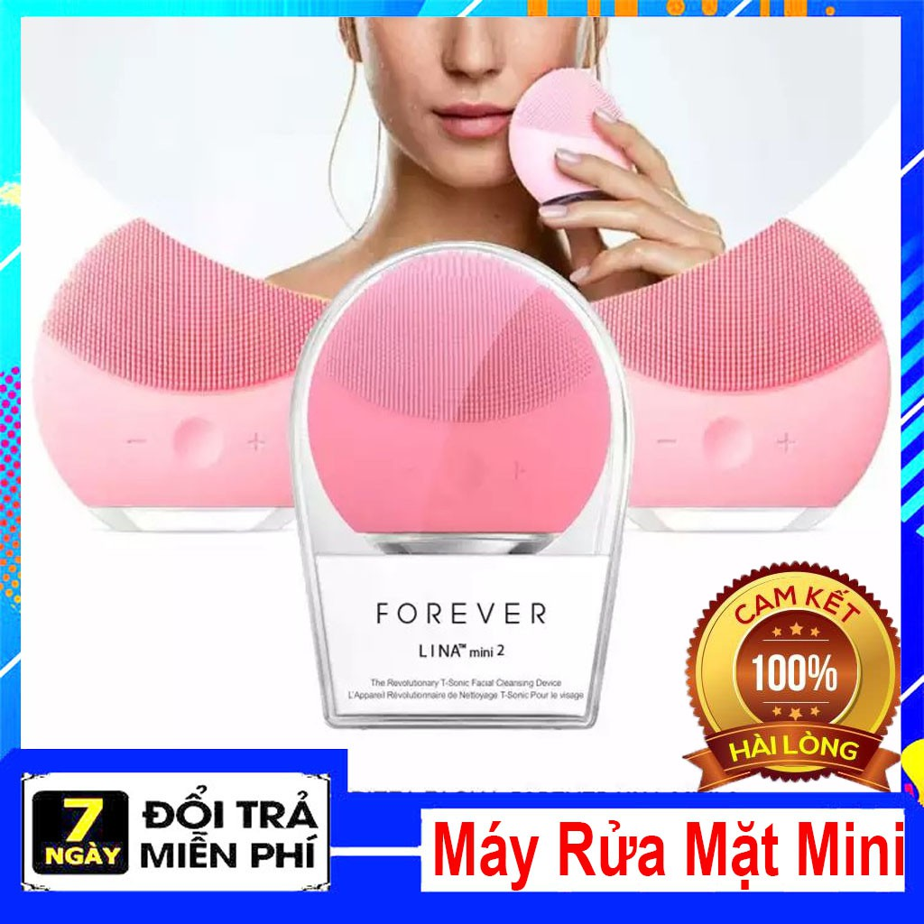 Máy rửa mặt Forever Lina Mini - Chính hãng bản Full - wonter