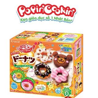 [Nhập TOYAPR10K giảm ngay 10K][Nhập mã TORAPOPIN giảm thêm 40%] Kẹo Popin Cookin Donuts chính hãng- bộ làm bánh Donut
