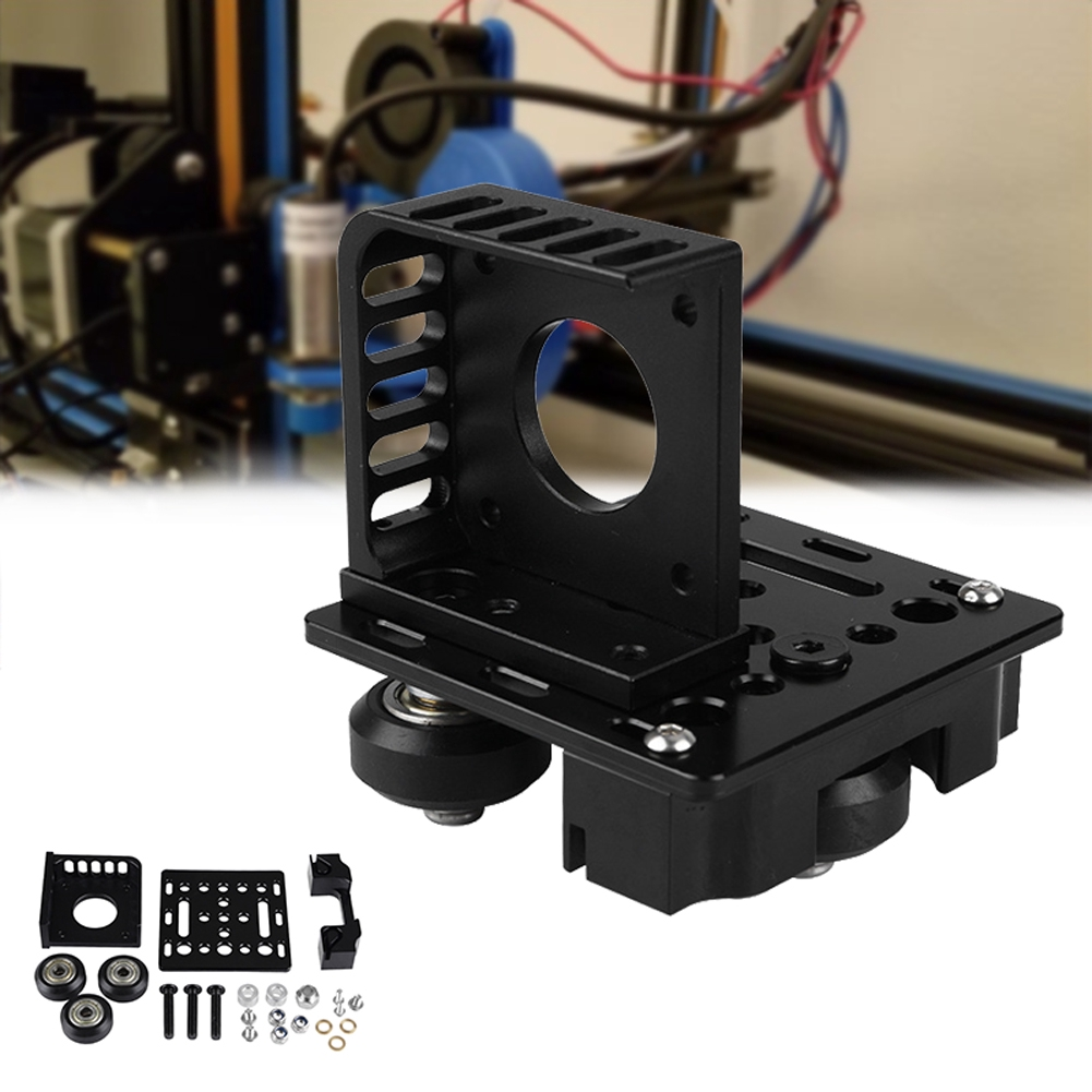 Hard Lubricating Push Stable V Slot Easy Install Extruder Wear Resistant Printer Use For Openbuilds