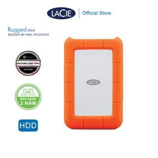 Ổ Cứng Di Động Chống Sốc Lacie Rugged Mini 1TB, 2TB, 4TB_USB 3.0 thumbnail