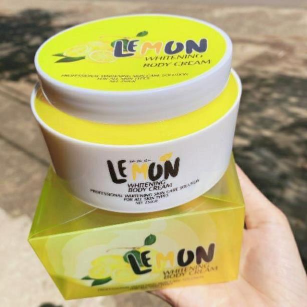Kem Kích Trắng Body Lemon Siêu Tốc