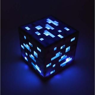 Đồ chơi mô hình Minecraft Light-Up Diamond Ore