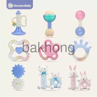 [Nhập mã TOYJUNE giảm 10K]BỘ ĐỒ CHƠI XÚC XẮC GORYEO BABY HÀN QUỐC bakhong