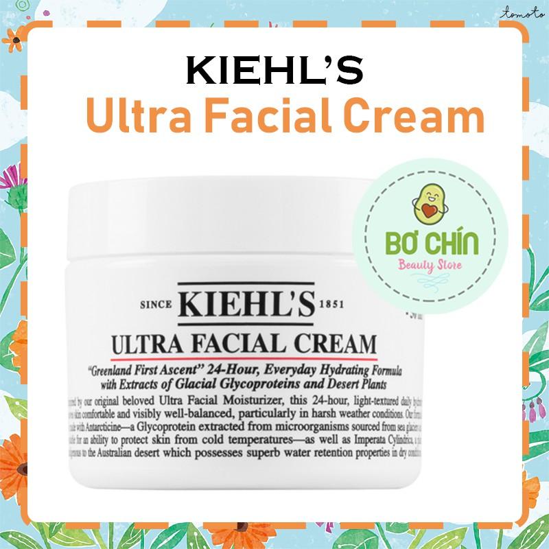 Kem dưỡng ẩm Kiehls Ultra Facial Cream - Kem Dưỡng Ultra Kiehls