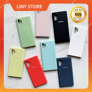 Ốp chống bẩn Samsung NOTE 10 NOTE 10+ hàng chính hãng - Liny Store thumbnail