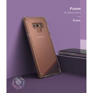 Ốp lưng Galaxy Note 9 Ringke Fusion – Hàng nhập khẩu (Nhiều màu)