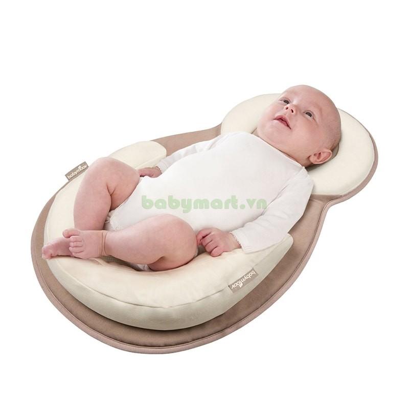 Đệm ngủ đúng tư thế Cosydream Babymoov màu be V1207