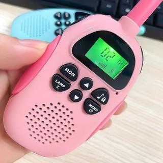 Bộ đàm thoại dành cho bé kết nối 3km Bảo hành 3 tháng đổi mới