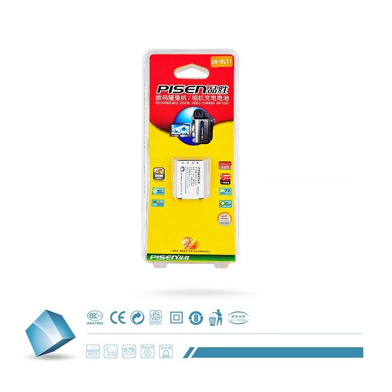 Pin Pisen EN-EL11 cho Nikon