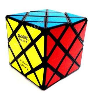 Rubik Biến Thể 6 Mặt – Calvin's Latice Cube (Hệ Màu Sticker Nhật Bản)