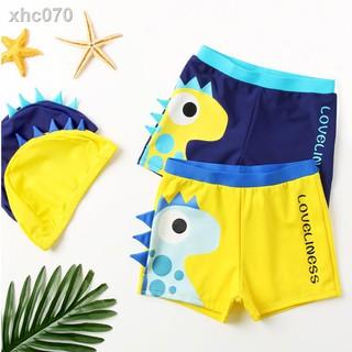 Bộ đồ bơi kèm mũ tiện lợi dành cho bé trai