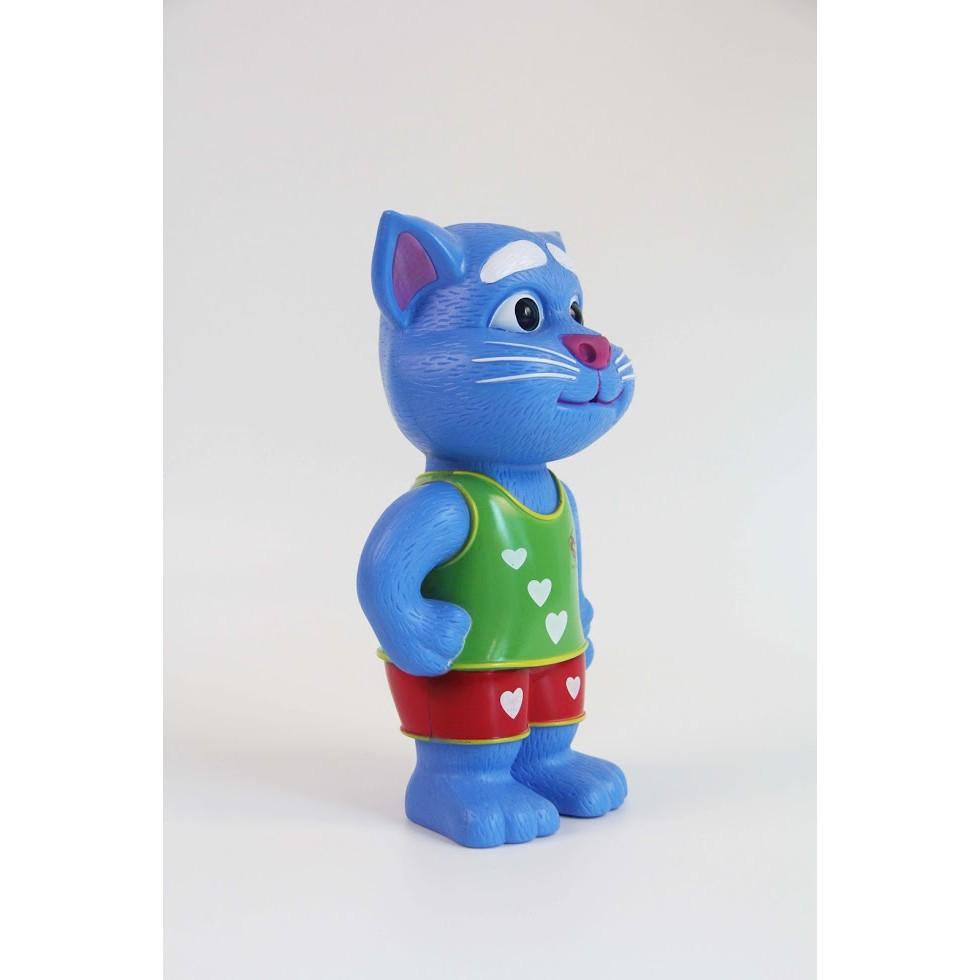 [Hàng Hot]Đồ chơi mèo tôm biết nói biết hát kể chuyện cho bé Long Thủy LT268-999