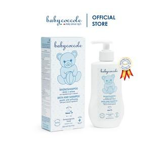 Hình ảnh Sữa tắm gội cho bé Babycoccole 0M+ an toàn cho trẻ sơ sinh & em bé chiết xuất hoa sen 250ml/400ml-7