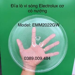 [Mã ELFLASH5 giảm 20K đơn 50K] Đĩa lò vi sóng Electrolux EMM2022GW (20 lít)
