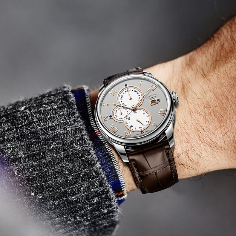 Đồng hồ nam chính hãng Borman BM18011-4