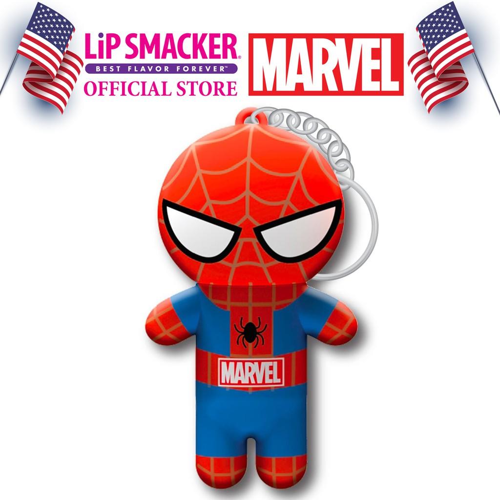 Son Lip Smacker Siêu Anh Hùng Marvel (4g) – Người nhện Spider man