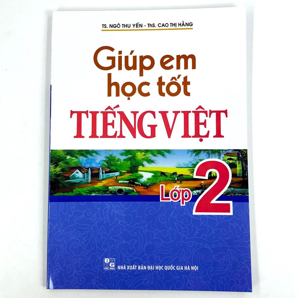 Sách - Giúp em học tốt Tiếng Việt lớp 2 - Tái Bản B48