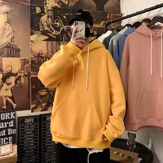 Hình ảnh Áo hoodie IFNICEFUTURE dài tay có mũ trùm đầu thời trang dành cho nam-8
