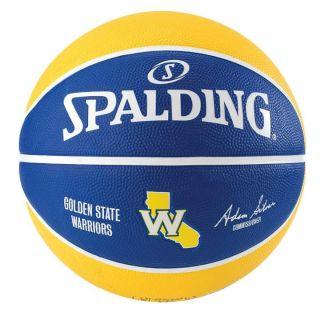 Bóng rổ Spalding NBA Golden State Warriors Outdoor size 7