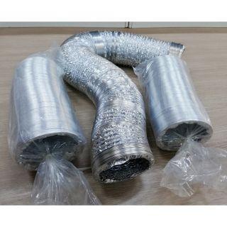[Mã SR14MAY5 giảm 20K đơn 50K] Ống bạc máy hút mùi (100mm×1m)